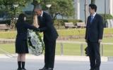 オバマ@広島