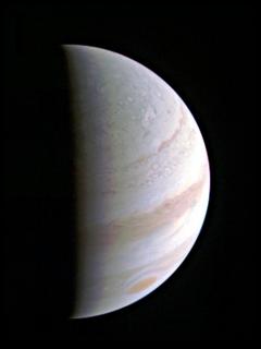 ▲「木星の写真」(NASA公式サイトから)