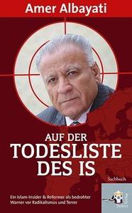 ▲アルベアティ氏の新著「Auf der Todesliste des IS」