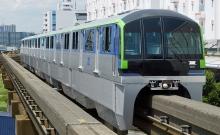 東京モノレール10000形
