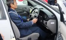 高齢者運転実習
