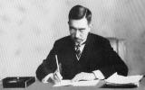 昭和天皇Hirohito_Signing