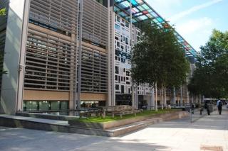 ▲テロ対策に取り組む英国内務省(Home Office)の庁舎(英内務省公式サイドから)
