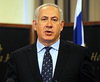 ▲ハンガリーを訪問するイスラエルのネタニヤフ首相(ウィキぺディアから)