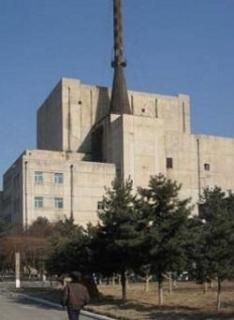 北朝鮮の寧辺(ニョンビョン)核施設。核実験で用いる核物質を生産していた(出所:Wikipedia)