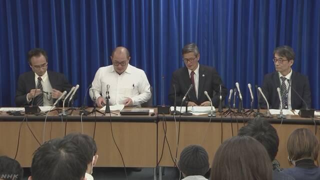 (政府専門家会議提言、NHK:編集部)