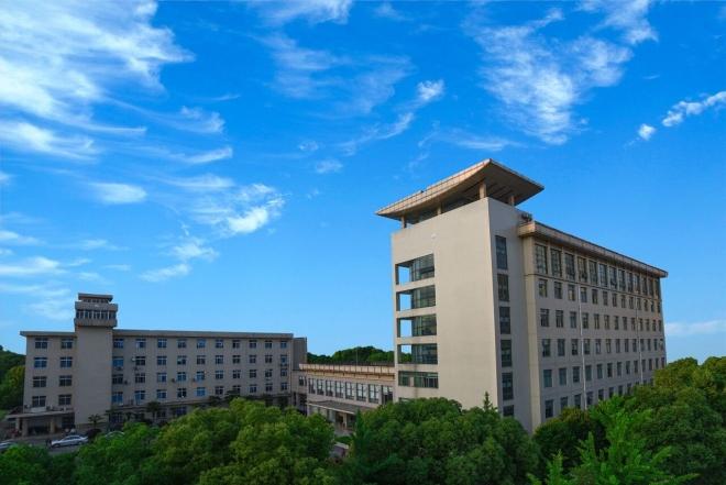 ▲「中国科学院武漢ウイルス研究所」の写真(同研究所の公式サイトから)