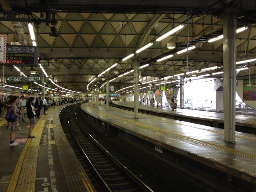 東横線渋谷駅