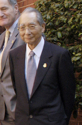 Masajuro_Shiokawa_cropped_2_Finance_Ministers_of_G7_20030412